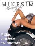 Mikesim Magazine Cover