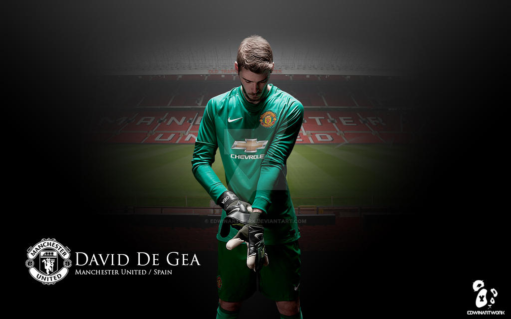 David De Gea Wallpaper By EdwinArtwork On DeviantArt
