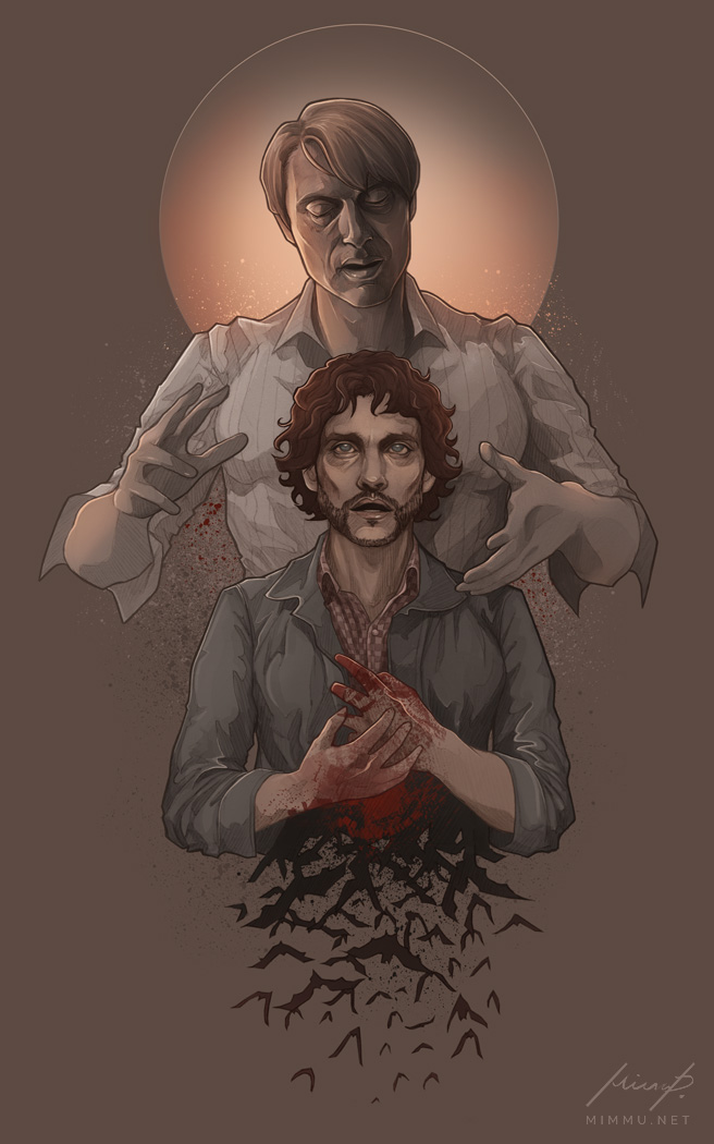 Hannibal and Will (Halloween)