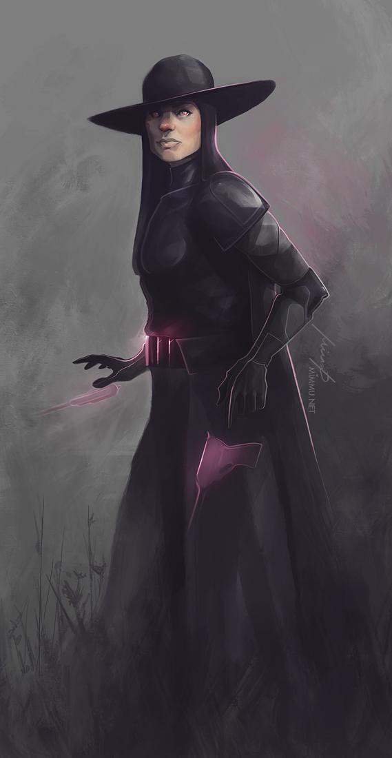 Black Hat by MimmuArt
