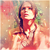 Katniss icon by stoffdealer