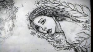 Realistic sketch by minijeffthekiller
