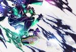 EVA 01 Run