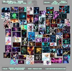 Tagwall of 2013