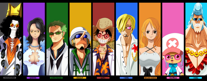 One Piece GOLD - Collab