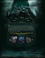RPG style layout 2 by samborek