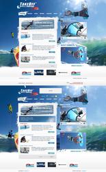 TakeOff: Kite Surfing by samborek