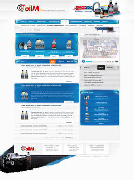 OilMaster project by samborek