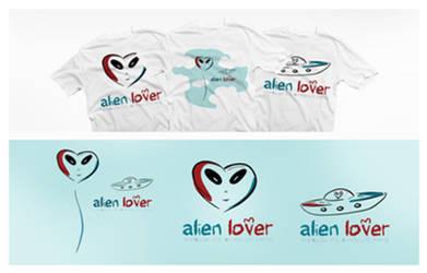 Alien Lover by samborek