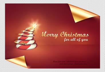 Merry Christmas gift by samborek