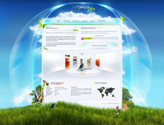 The Capsule: Save the World by samborek
