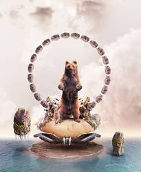 High Bear by samborek
