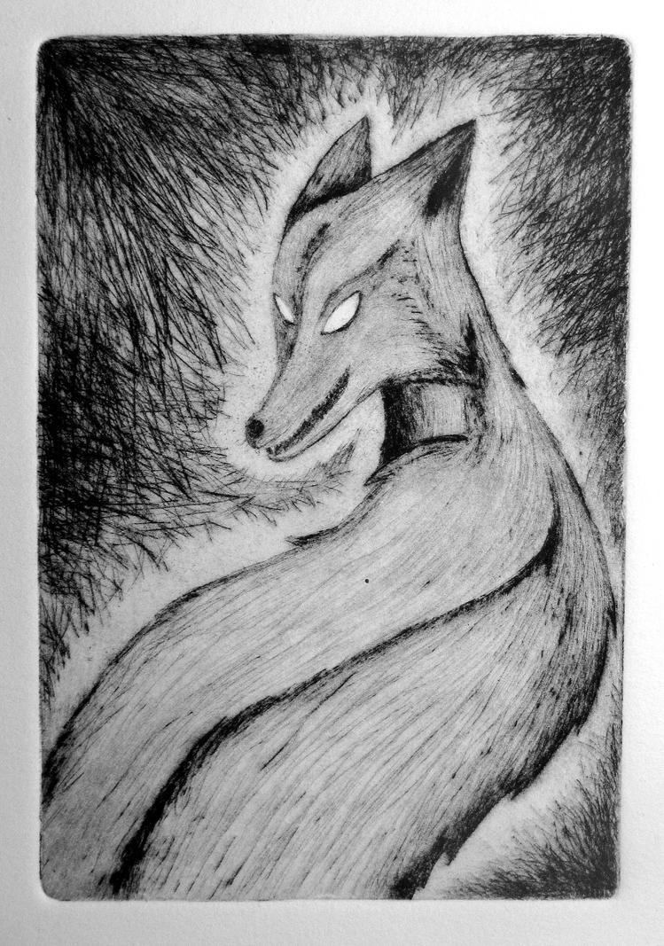 Darkness by Zakuro-Kona