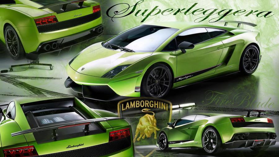 Lamborghini Superleggera by firebladenatjox