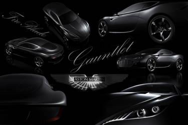 Aston Martin Gauntlet by firebladenatjox