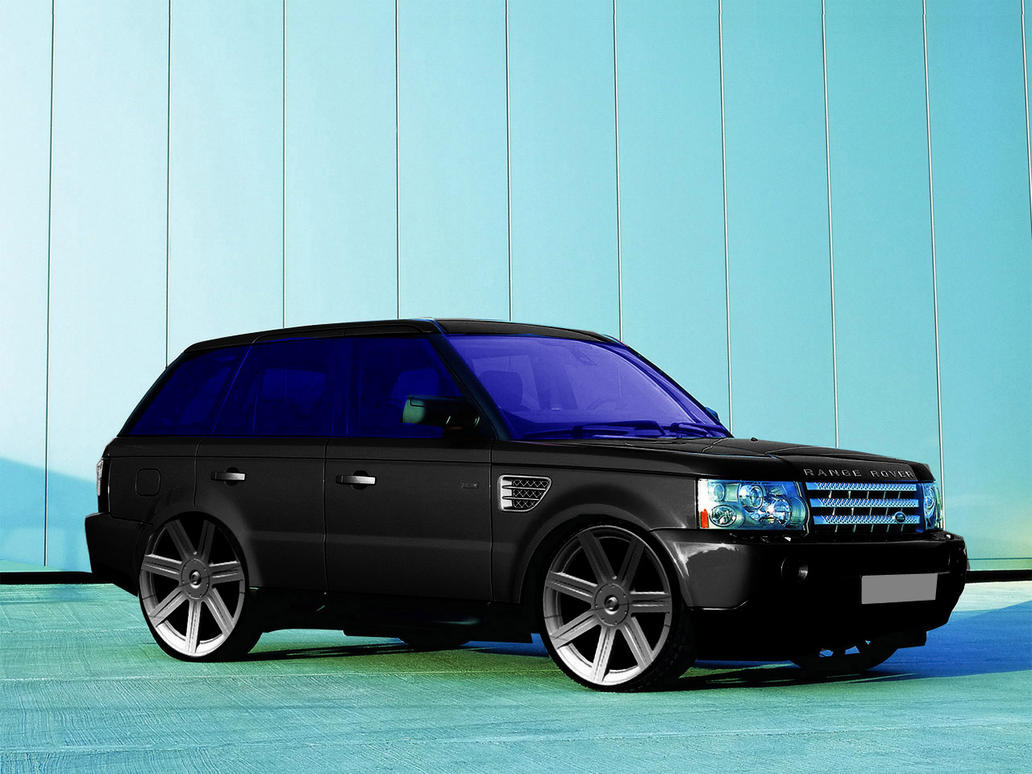 Black on Black Range Rover by john mac design MUMBAI: Indian sleuths have revealed that Sex Swami Nithyananda would ...