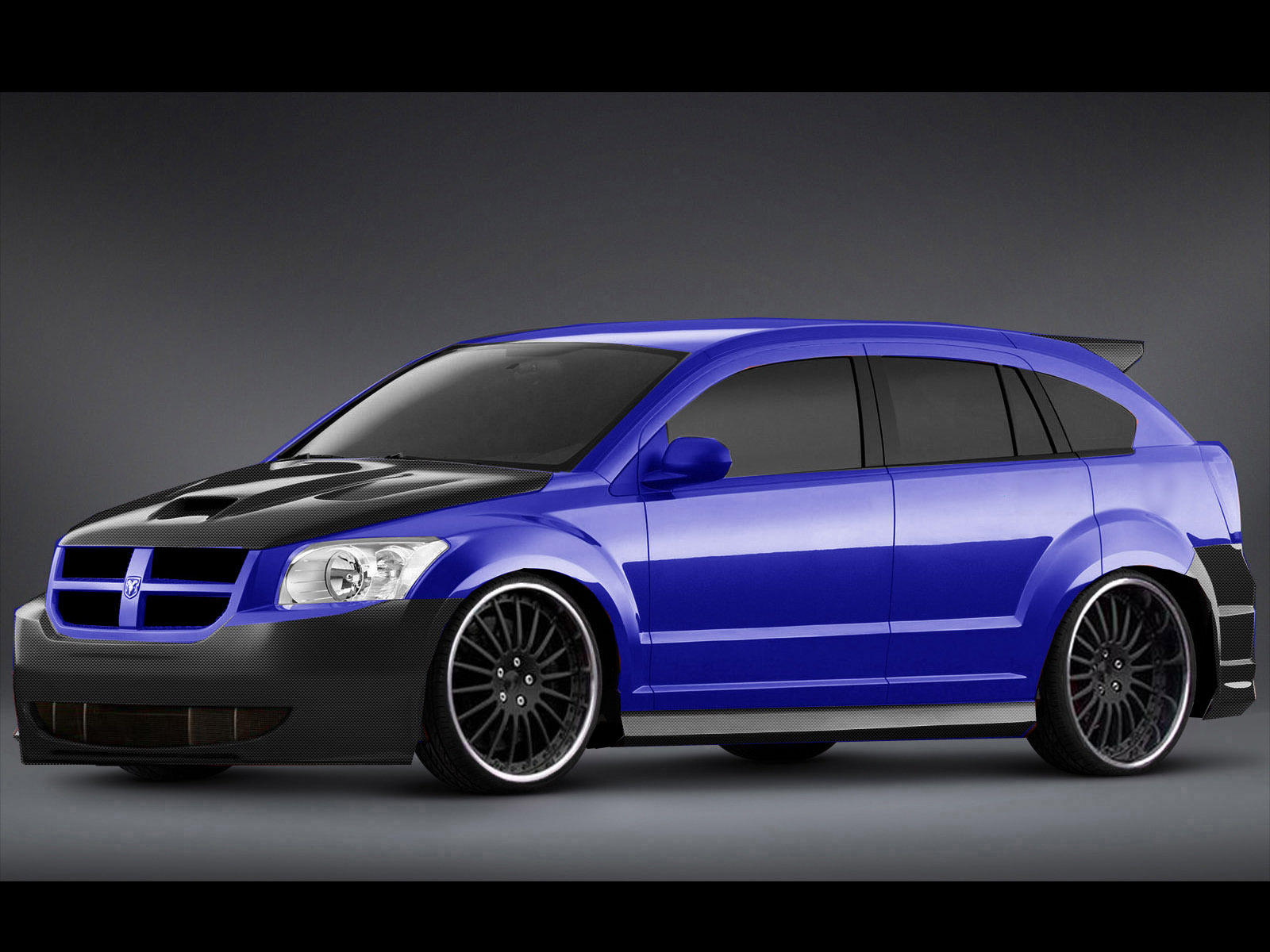 Dodge Caliber SRT4 for CC Comp by ~john-mac-design on deviantART