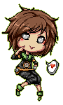 Pixel Commission: Harukishi by whitty-boo