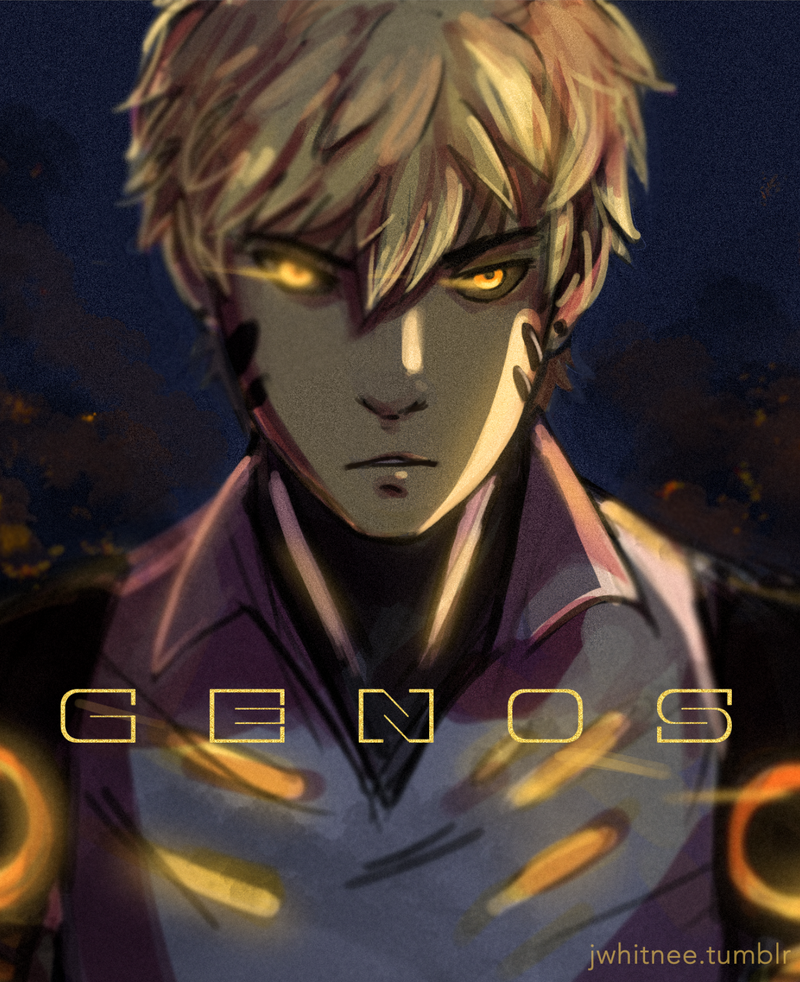 Genos by whitty-boo