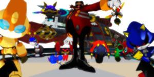 The Eggman Empire by groovykid2000
