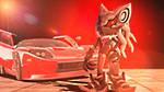Infinite in Team Sonic Racing by groovykid2000