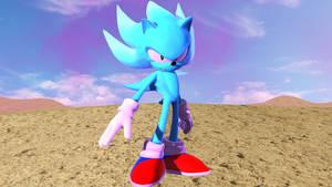 Sonic Nazo Unleashed in 3D! [MMD] by groovykid2000