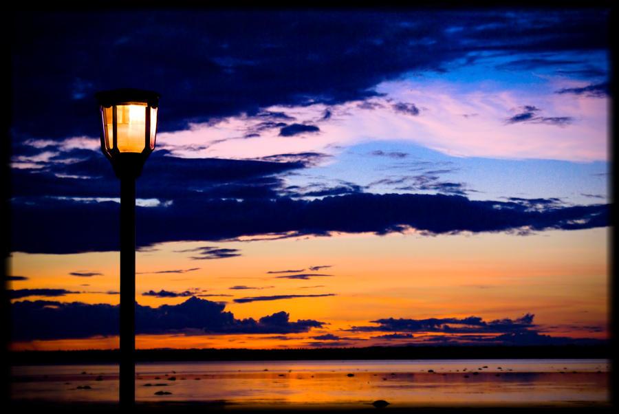 Lamp - HDRI by grimmox