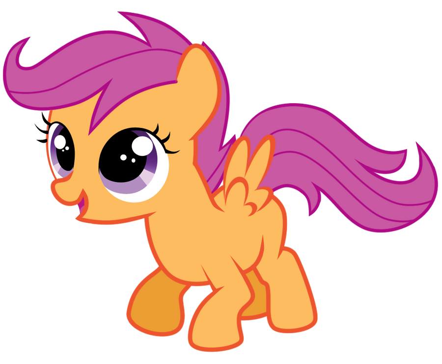 Scootaloo By Chiko997 On DeviantArt