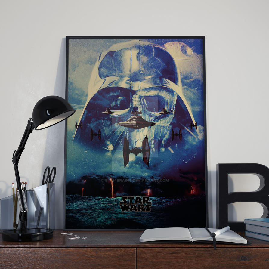 The Empire is Here No.3 by Sith4Brains