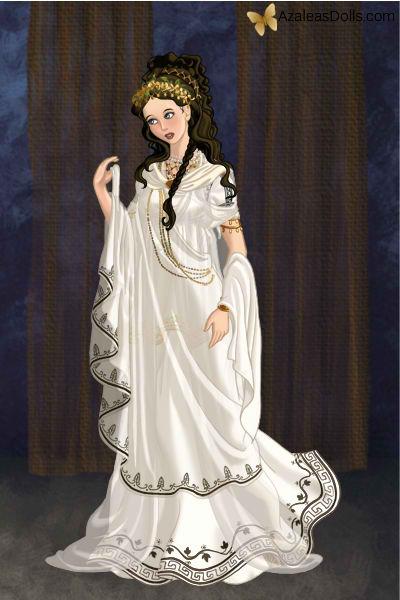 Artemis: Goddess of the Hunt by ranichi17