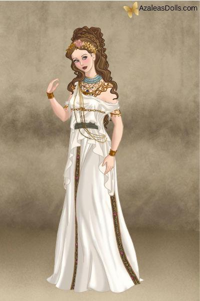Aphrodite: Goddess of Love by ranichi17 on DeviantArt