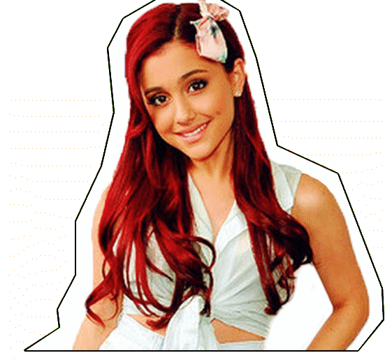 Download Ariana Grande Thank You: Ariana Grande Cut Out PNG By Gouhld By FabDoodler On