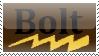 Bolt Stamp by StoryMaker91