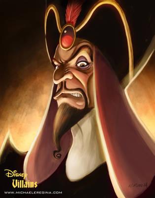Disney Villains - Jafar by mregina