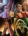Disney Villains - Set 1
