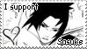 I Support Sasuke by Waffle-McCruch