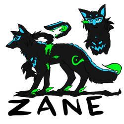 Zane Ref REDUX by WeavileShonee