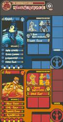 PMDA Team Smackdown by WeavileShonee