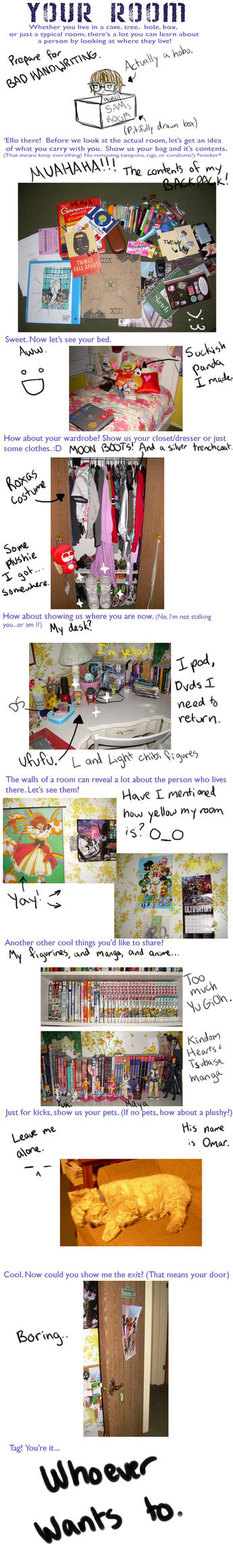 Room Meme by PandaSam