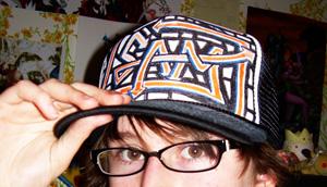 Mah hat by PandaSam