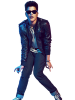 Bruno Mars PNG by CantinhodoPS