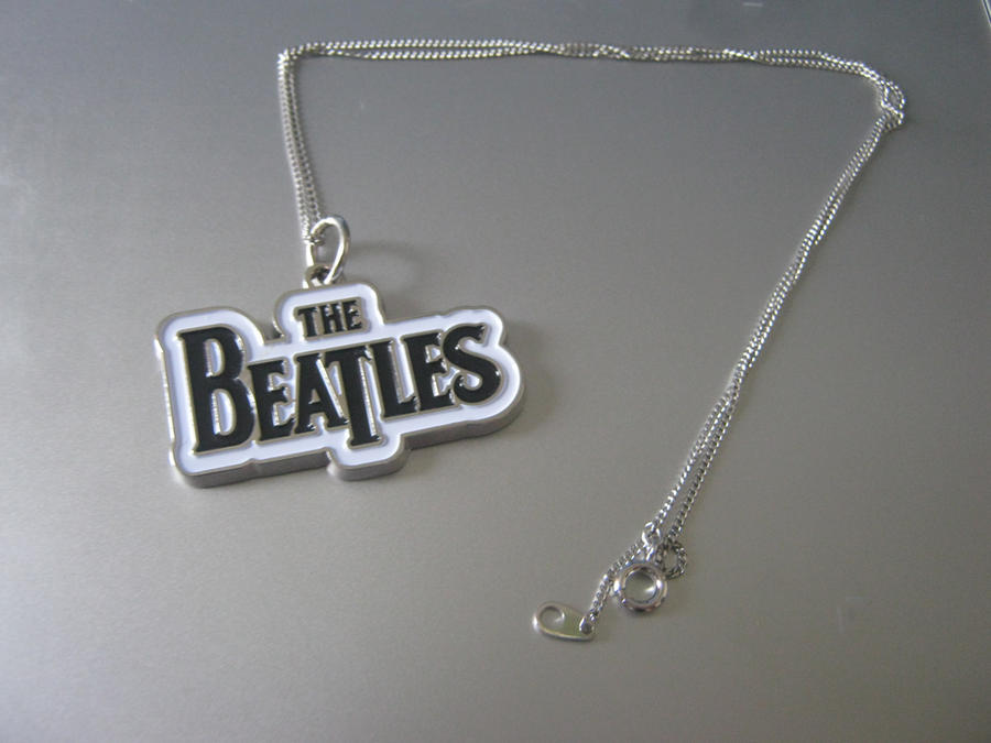 My Beatles necklace by Cygnus-X-2