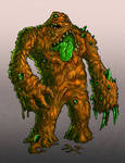 Kryptonite Clayface
