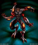 Bug-shido: Hell Grammite