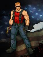 Duke Nukem... by edcomics