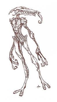 Skinny Skull...
