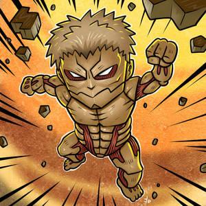 Chibi Armored Titan