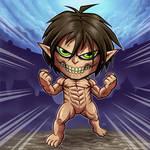 Chibi Berserker Titan