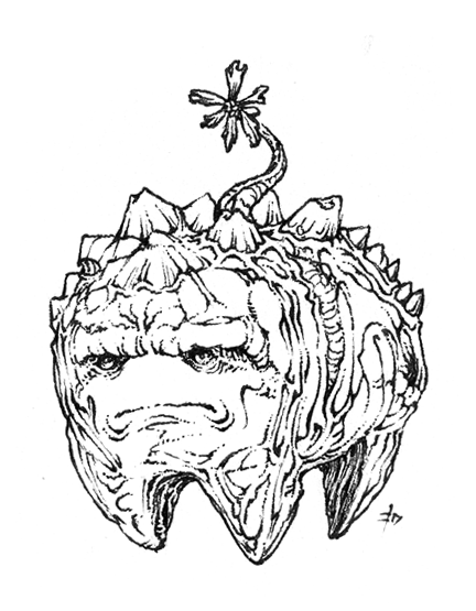 A Grumpy Kind of Loaf by edcomics