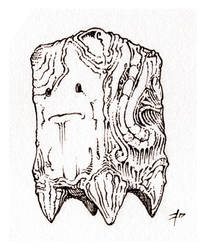 Legend of the Upright Loaf